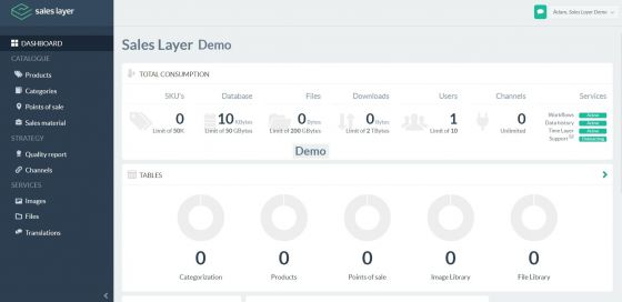 1.1 The Sales Layer Dashboard